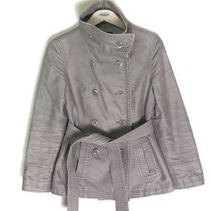 GAP tan cotton jacket size Medium